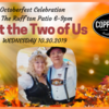 Octoberfest Celebration with Just the Two of Us
