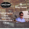 Thanksgiving Eve Party 7-10pm